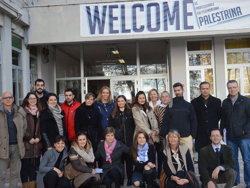 Kickoff Meeting in Palestrina