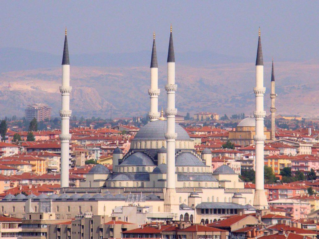Multiplier Event in Ankara