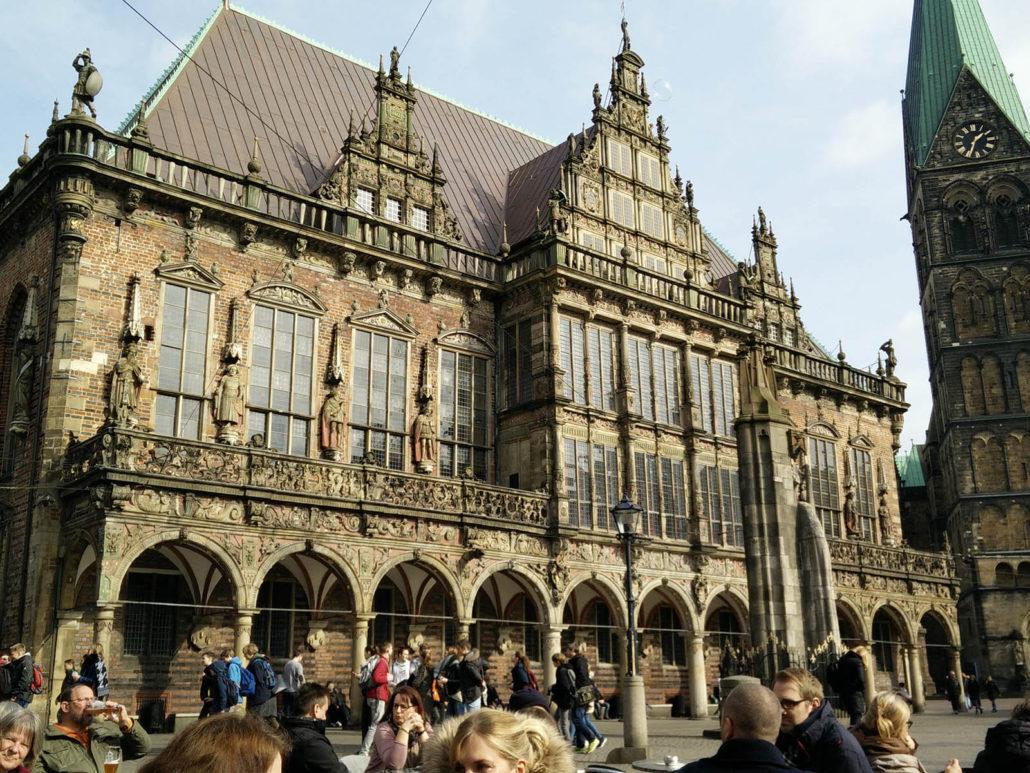 Training Activity in Bremen